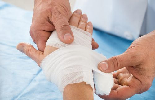 primary wound healing