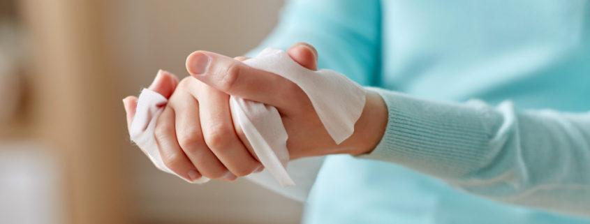 wound healing improvements